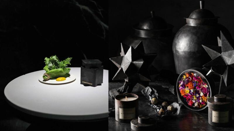 期間限定的饗宴:MAD et LEN x ROOM by Le Kief 香氛工藝與實驗餐酒