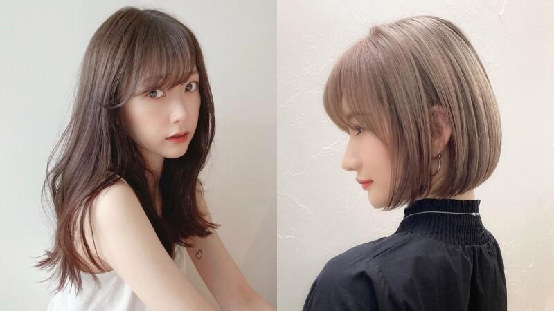 2021春夏染髮推薦:人氣顯白暖色調3選,髮色就是最有效的美白產品!