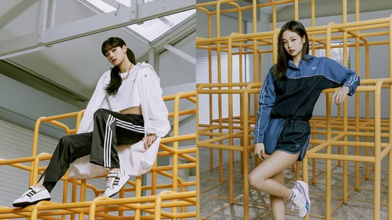 取經Blackpink Lisa、Jennie運動穿搭!兼具性感、甜美又帶點帥氣,加碼推薦4雙女神們御用球鞋