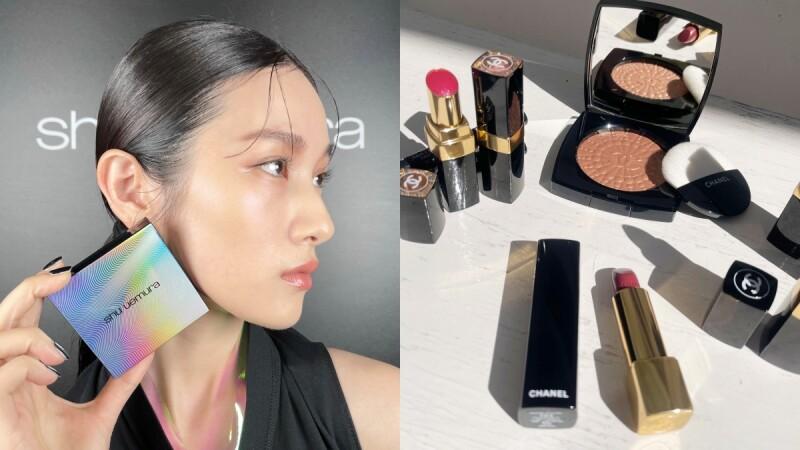 2021妝容臉上必備立體光,香奈兒珍珠光感系列、植村秀打光蜜粉⋯不著痕跡的妝感最高級!
