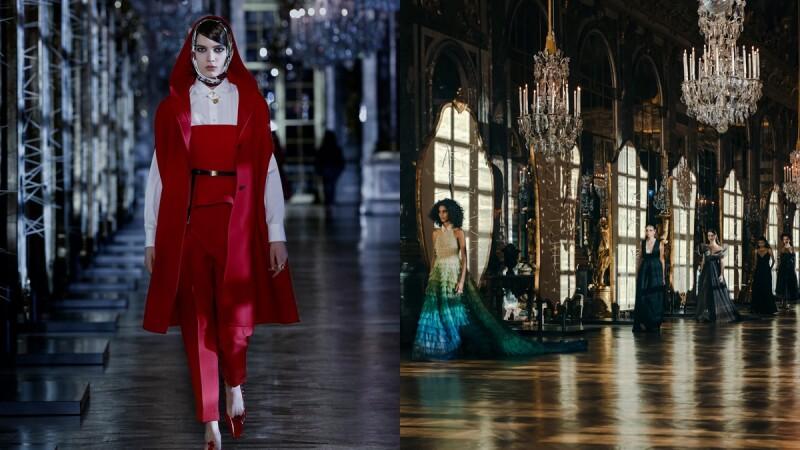 2021秋冬巴黎時裝週|小紅帽、美女與野獸成創作靈感!Dior秋冬大秀3大亮點輕易就看懂