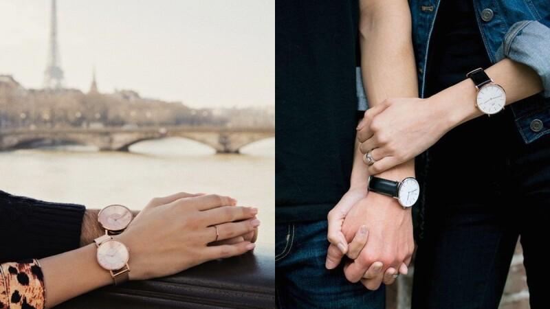 全都萬元內!盤點6間情人對錶品牌,加碼推薦經典對錶款式,讓你情人節示愛沒壓力