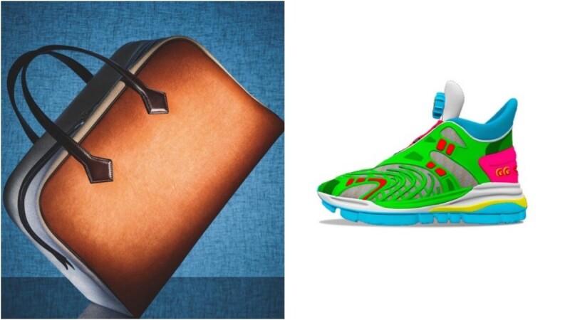 時尚大小事|Gucci最新球鞋NT$500有找?食物變精品,愛馬仕新研發環保材質「蘑菇皮革」