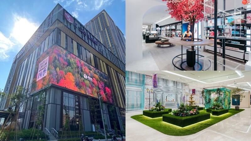 高雄新百貨「義享天地」試營運!A、B兩館占地破12萬坪,完整樓層介紹搶先看,還有全台最大IMAX影城