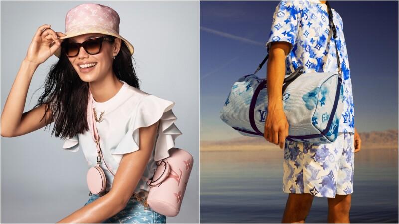LV 2021夏日膠囊系列關鍵字「夢幻粉、海水藍」,包款配件精選推薦一次看(附售價+彩蛋商品