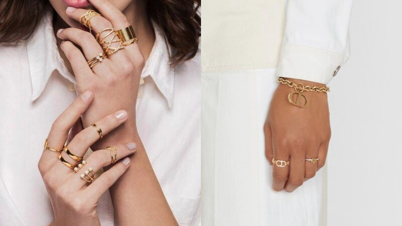 戴尾戒是防小人還是斬桃花?戒指怎麼戴意義大不同!加碼推薦10款LV、CELINE、Gucci、Dior...萬元左右戒指盤點