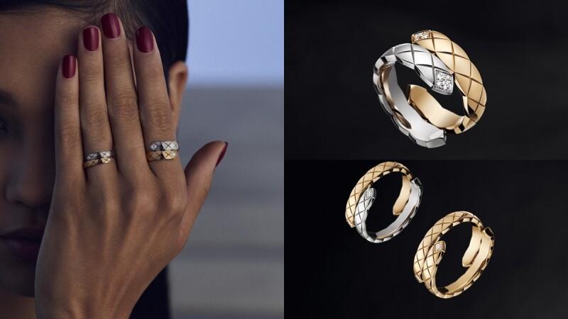 Chanel Coco Crush 2021年新款上架!首波推出Toi et Moi全新型態戒指,點入看實品開箱與售價│試戴報告