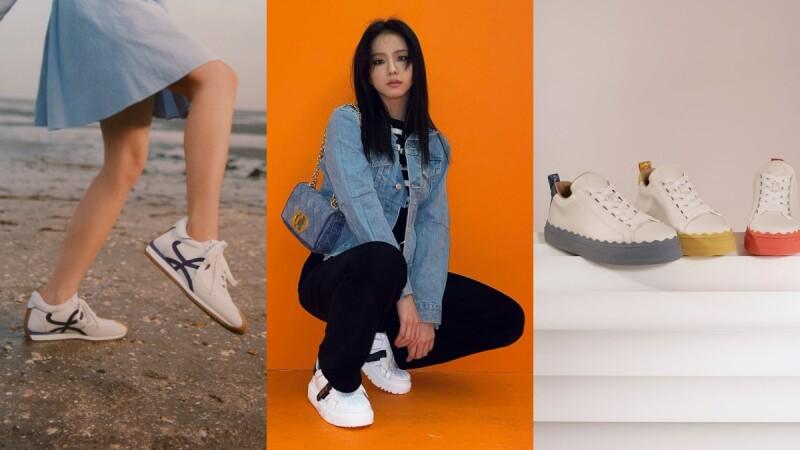 2021全新小白鞋盤點!特搜Balenciaga、Dior、Hogan、Chloé…各大精品牌的夢幻球鞋都在這(持續更新)
