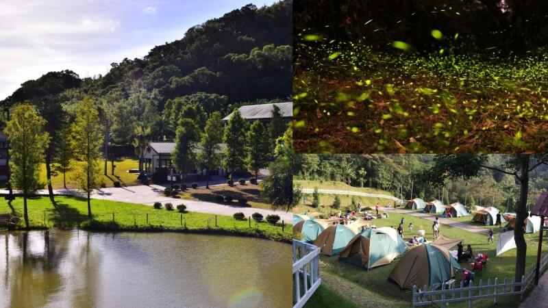 盤點全台7大「螢火蟲露營區」!六星級露營地、刺激探索體驗…浪漫螢火蟲陪你入夢鄉,快把握時間衝一波