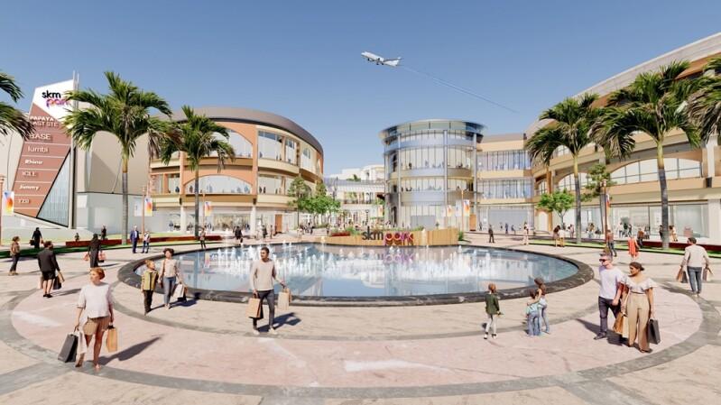 新光三越宣布高雄開Outlet!SKM Park占地2.6萬坪,全台唯一戶外卡丁車賽道、影城等你逛,2022農曆年前登場