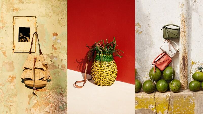 每推必賣的Loewe Paula's Ibiza系列來襲!編織包、比基尼、草編鞋...5大亮點包款帶你看,夏日渡假全都不能少