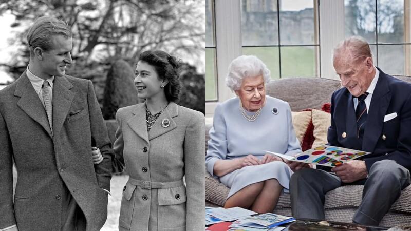 菲利普親王與英國女王攜手走過73年的愛情!一見鍾情,成為女王背後的那個男人:「寬容是任何美滿婚姻的基本要素。」