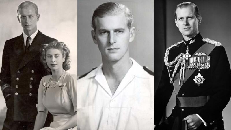 英國女王伊麗莎白丈夫菲利普親王離世!年少顏值俊美英挺,10張照片告訴你他的颯爽英姿!