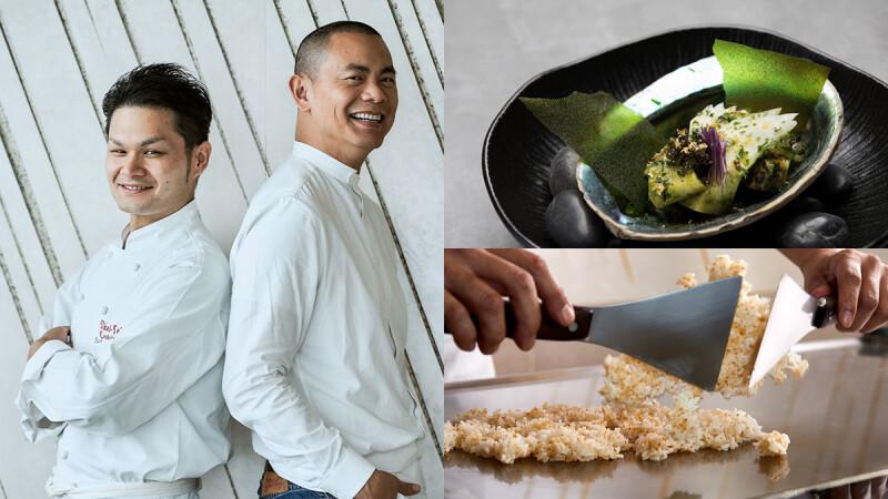 客座主廚企劃初體驗:江振誠 X Ukai-tei 雙主廚聯手創作台、日、法風味極致盛宴