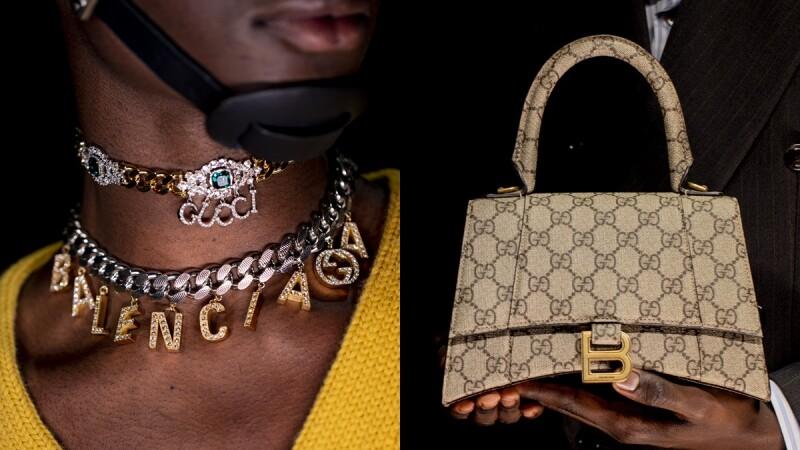 史無前例Gucci百年大秀聯手Balenciaga打造Gucci Aria系列!6大彩蛋你發現了嗎?原來秀場音樂是這首