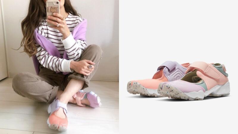 呼叫日系穿搭控!Nike忍者鞋推出可愛粉嫩色拼接新款,設計細節、售價資訊這裡看