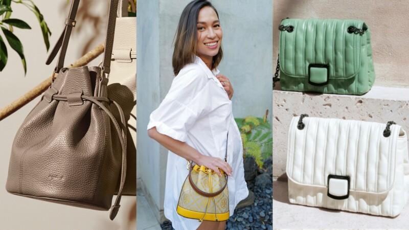 2021春夏新包盤點!MJ、TB、Coach、Longchamp…超過10款輕奢品牌包包全搜羅