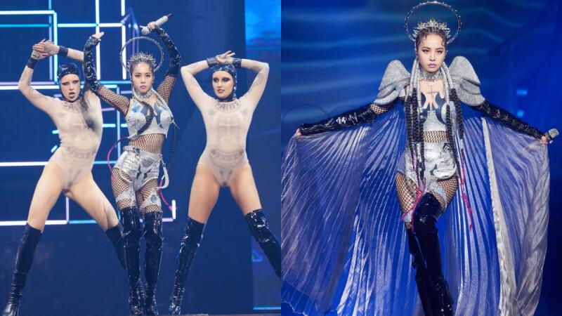蔡依林演唱會辣度再升級!全新「炫銀月光」戰袍登場,時隔一年五個月回歸台北小巨蛋