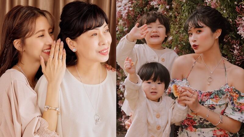 母親節最值得買的禮物終於找到了!Pandora全新珠寶系列向媽媽告白無止盡的愛,必收迪士尼聯名系列及超值限定組合,送給媽媽自己也再刷一份!