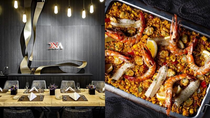 【台中美食】《DNA西班牙料理》進駐台中七期!米其林餐盤推薦主廚打造,頂級奢華感西班牙美食饗宴