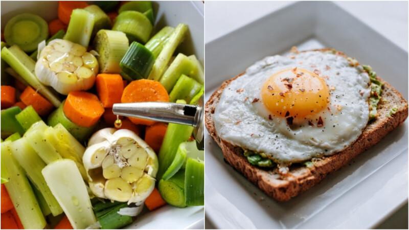 """""""雞蛋小黃瓜減肥法""""一週食譜來了!照著吃掉惱人小腹贅肉,美瘦迎接夏天!"""