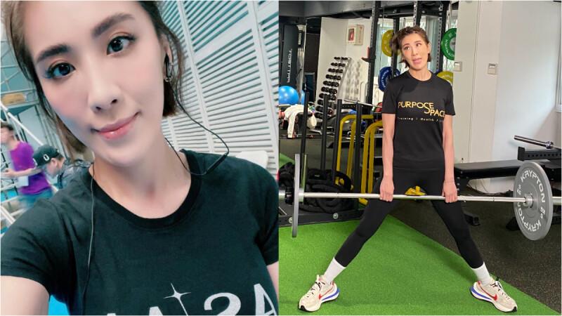 【上半身中階訓練】胸/手臂/後背及腹部核心運動練起來!|小禎愛健身#6
