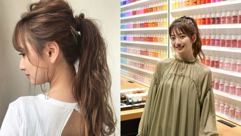 夏季髮型技巧:馬尾怎麼綁才好看?黃金角度、固定方法、上捲技巧和增加份量的方法都在這