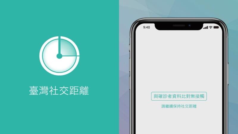 一起防疫!衛福部推「台灣社交距離App」免註冊輕鬆偵測2公尺內的確診者,降低接觸感染風險