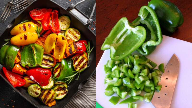 低卡低脂高蛋白料理—青椒炒雞胸肉絲 營養夠味,可當作便當菜色!