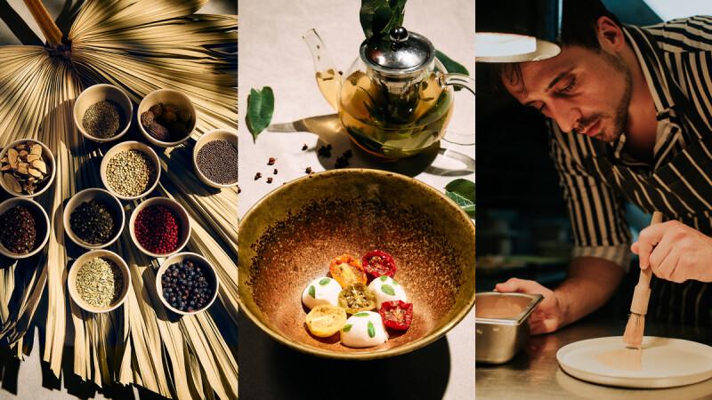 The Tavernist 與中藥的邂逅,全新一季「果實×香料×藥草」美食歷險記,用東西風味蹦出辛鮮滋味。