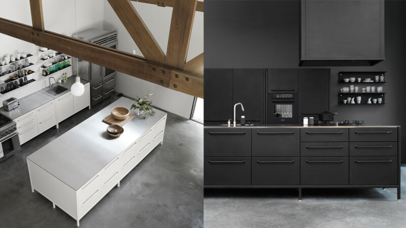 極致廚具品牌 VIPP,網羅了品味、設計、風格的丹麥美學,不無聊的黑與白