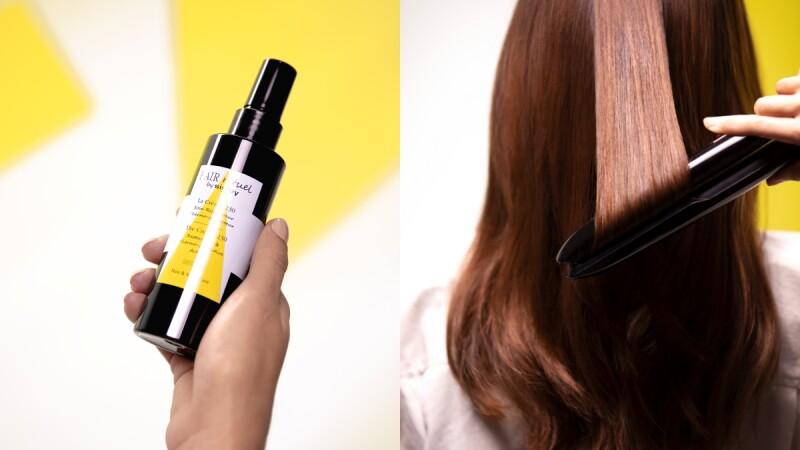 用電棒同時就能護髮?Hair Rituel by Sisley化熱能為修護,同場加碼女星御用造型師Betty分享護髮小撇步!