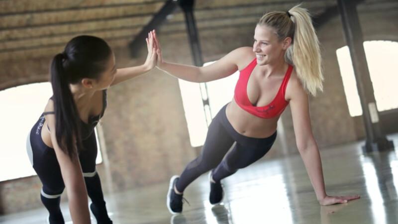 5組居家版最有效瘦肚子動作 每天運動練習,2週後有感!