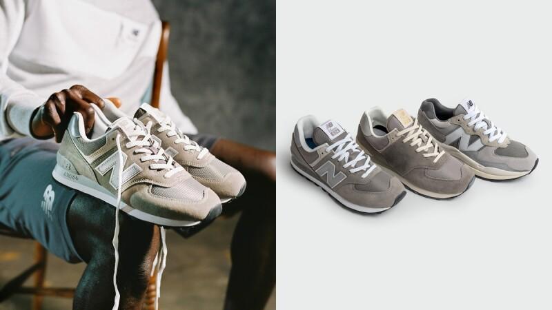 New Balance每推必賣翻的元祖灰系列強勢回歸!3大鞋款細節、開賣地點、售價一次看