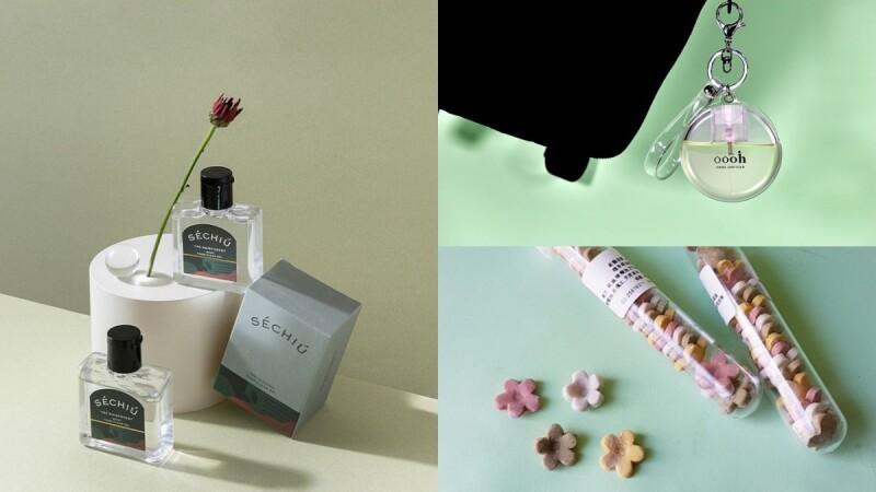 防疫用品買起來!5大乾洗手、手工皂、洗手露、抗菌噴霧推薦,輕巧質感外型能隨身帶出門