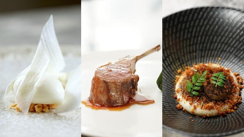 夏季新菜單!《Orchid by Nobu Lee蘭餐廳》引領味蕾食旅一趟宛如藝術品般的餐食饗宴