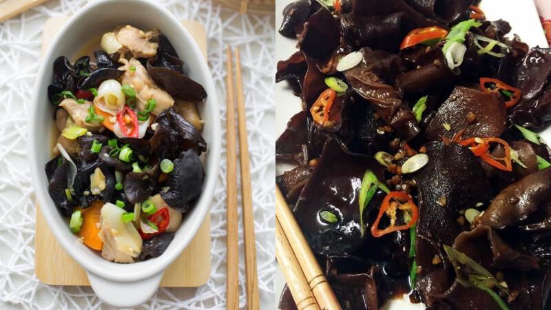 3道低脂木耳料理:蓮藕胡蘿蔔清炒木耳、青花菜木耳炒蝦仁、涼拌蒜香辣木耳食譜來了!