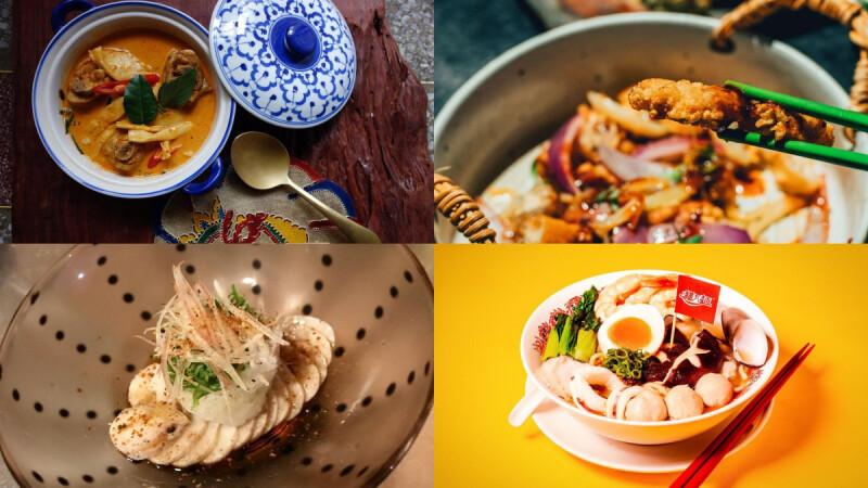 非常時期,就讓美食來療癒身心還能支持喜愛的餐廳,:美式早餐、知名牛肉麵、跨界聯名餐盒