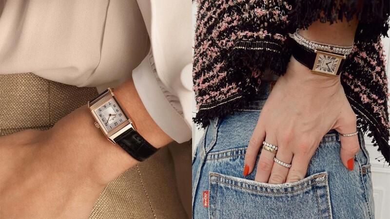 2021W&W手錶 這幾款手錶不只時髦還超經典!Cartier Tank及Santos推出破百年、積家錶Reverso即將邁入90週年...