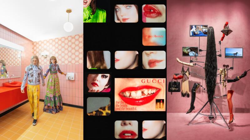 Gucci一百週年紀念展覽!一次網羅Alessandro Michele所有古馳系列設計,同步開放線上語音導覽