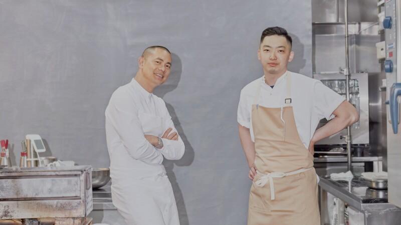 RAW 主廚 André 江振誠 X 王奕翔 Ben 傳承食與味的台魂法菜