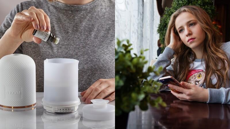 宅在家的居家香氛精油用法!WFH在家工作得專心、關注疫情超焦慮、加強防疫清潔…這3大情境該用什麼?怎麼用?