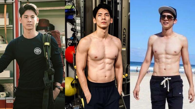 林柏宏為《火神的眼淚》健身增重變肌肉男!IG分享身材照Man度破表,性感胸腹肌被封「台版美國隊長」