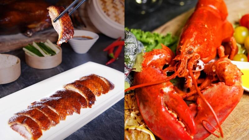米其林三星中餐廳「片皮鴨」在家也能吃!頤宮、雲軒鎮店美食開放外送、外帶,還有異國4人套餐任你選