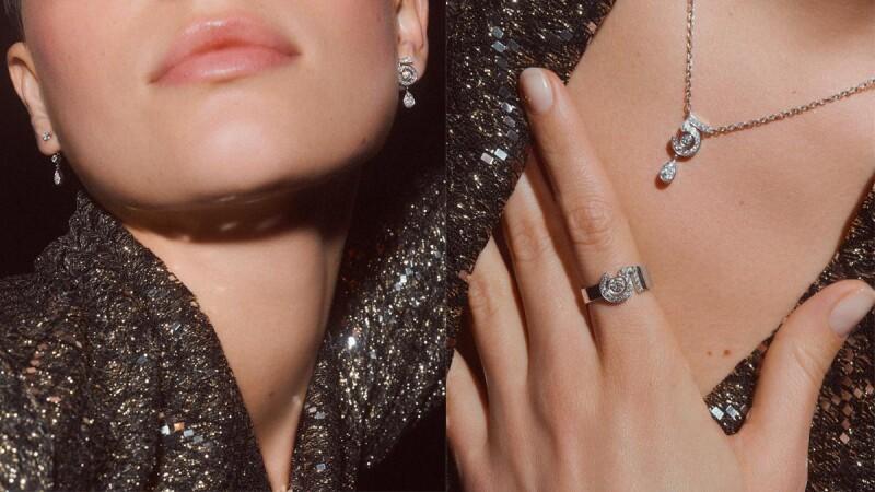 香奈兒鐵粉不能錯過!Chanel N°5珠寶系列推出戒指、項鍊與耳環,全品項試戴、設計特點、售價都在這一篇!(附影片