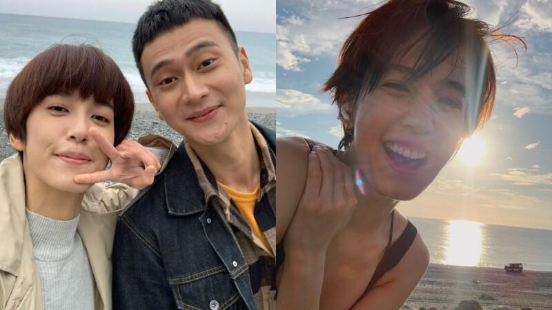 陳庭妮、徐若瑄都剪短!「男孩風短髮」正熱,可甜可鹹造型讓女星們都跟進!