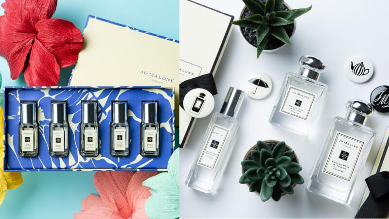 DCard、PTT公認最想入手的香水就是Jo Malone London!今年夏天推出的熱帶島嶼花園旅行組,最新時髦5款香味當禮物超適合