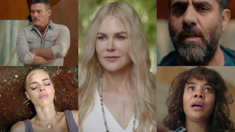 《九位完美陌生人》改編《美麗心計》作者同名小說迷你驚悚影集!妮可基嫚、路克伊凡斯等人主演,你敢來到這間療養中心嗎?