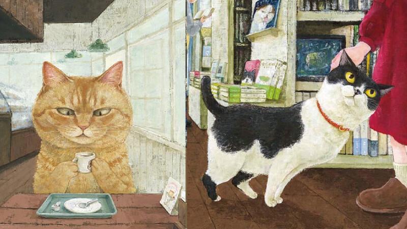 小心喵星人攻心計!誠品書店精選一秒融化的貓奴必收書單 陪你防疫宅在家!