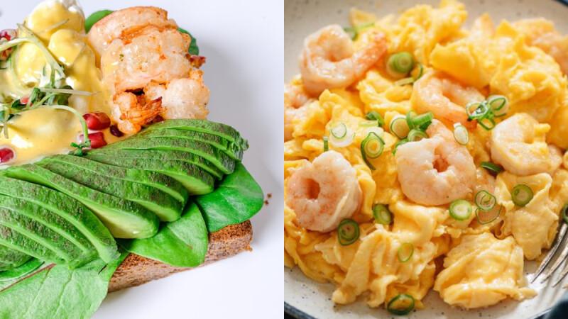 愈吃愈瘦的高蛋白低脂料理—牛肉蝦仁滑蛋食譜做法來了!